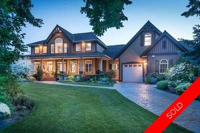 Sumas Prairie House for sale:  5 bedroom 5,870 sq.ft. (Listed 2017-01-14)